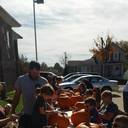 Pumpkin Carving with Fr. Daniel Swartz Oct. 22nd 2017